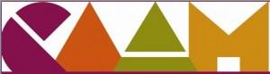 California African American Museum logo