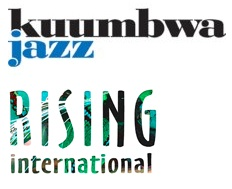 kuumbwa jazz rising intl logos