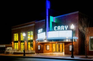 The Cary Theater, Cary, NC