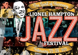 Lionel Hampton Jazz Fest graphic