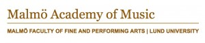 malmo academy of music - english