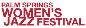 Palm Springs Women's Jazz Festival logo