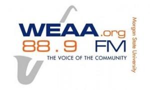 weaa 88-9 fm logo