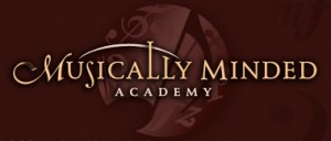 musically minded academy logo