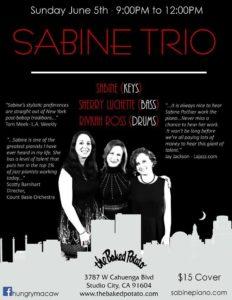 sabine trio